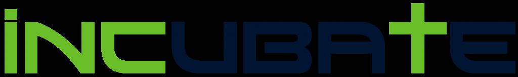 Incubate Logo - reverse