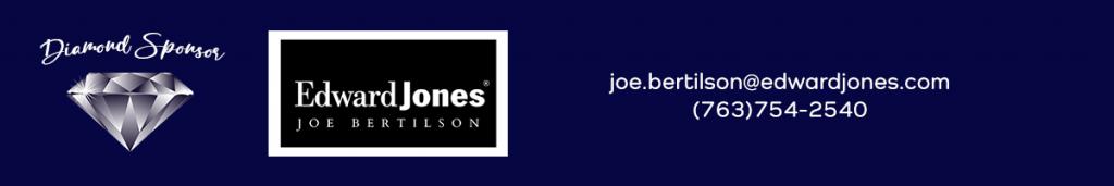 Joe Bertilson, Edward Jones