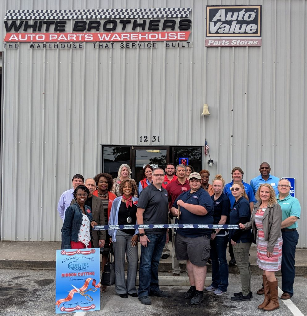 White Brothers Auto Parts Warehouse