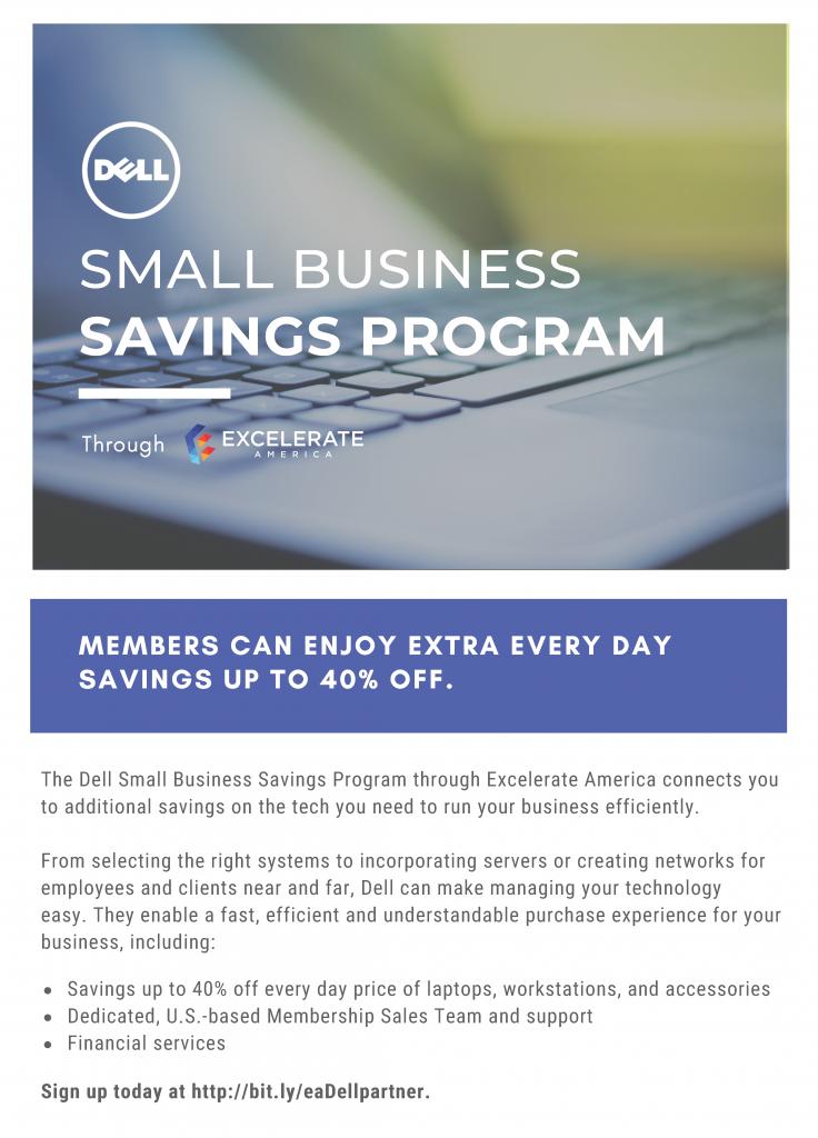 Dell Program Overview Flyer