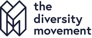 diversity movement_stacked_blue