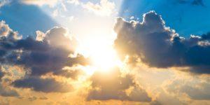 cloudscape-at-sunrise