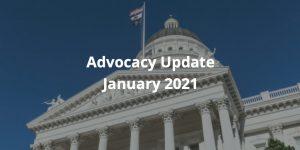 Advocacy Update January 2021