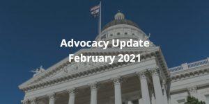 Advocacy Update February 2021
