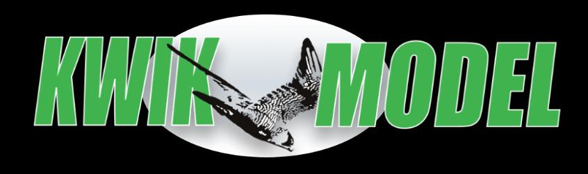 Kwik Model 3D logo