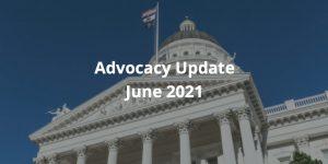 Advocacy Update June 2021