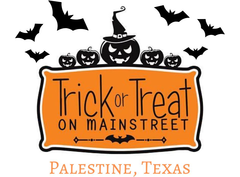 Trick or Treat on main Street Logo