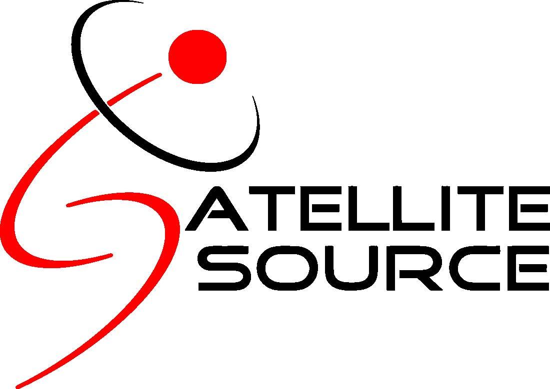 satellite source vector logo