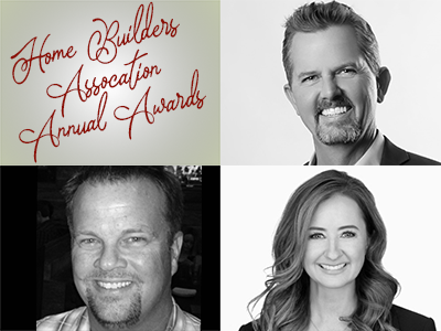 HBA of Metro Denver Announces Annual Award Recipients Mark Bailey, Devin Bundy, Tracy Sandoval