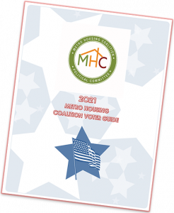 2021 MHC Voter Guide