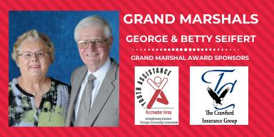 2019 Grand Marshals