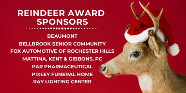 Reindeer Award Sponsors