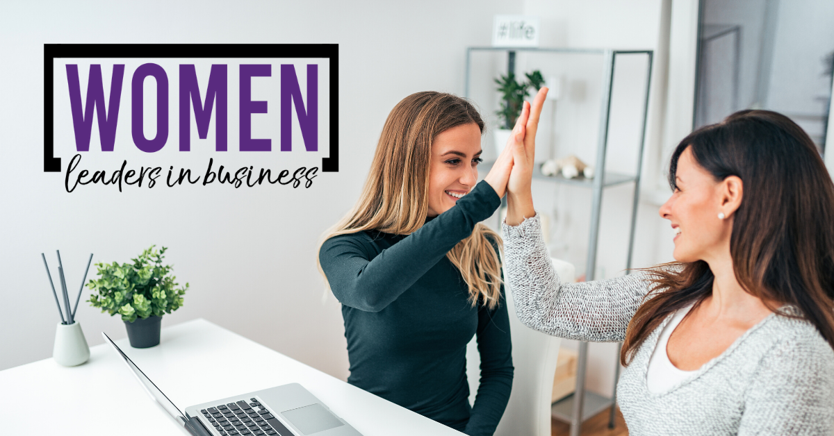Women Leaders in Business - FB Cover