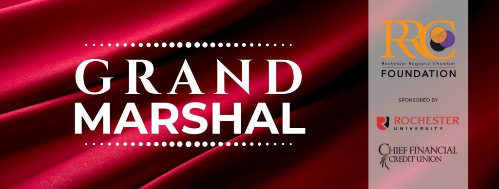 Grand Marshal Gala - Web Scroller
