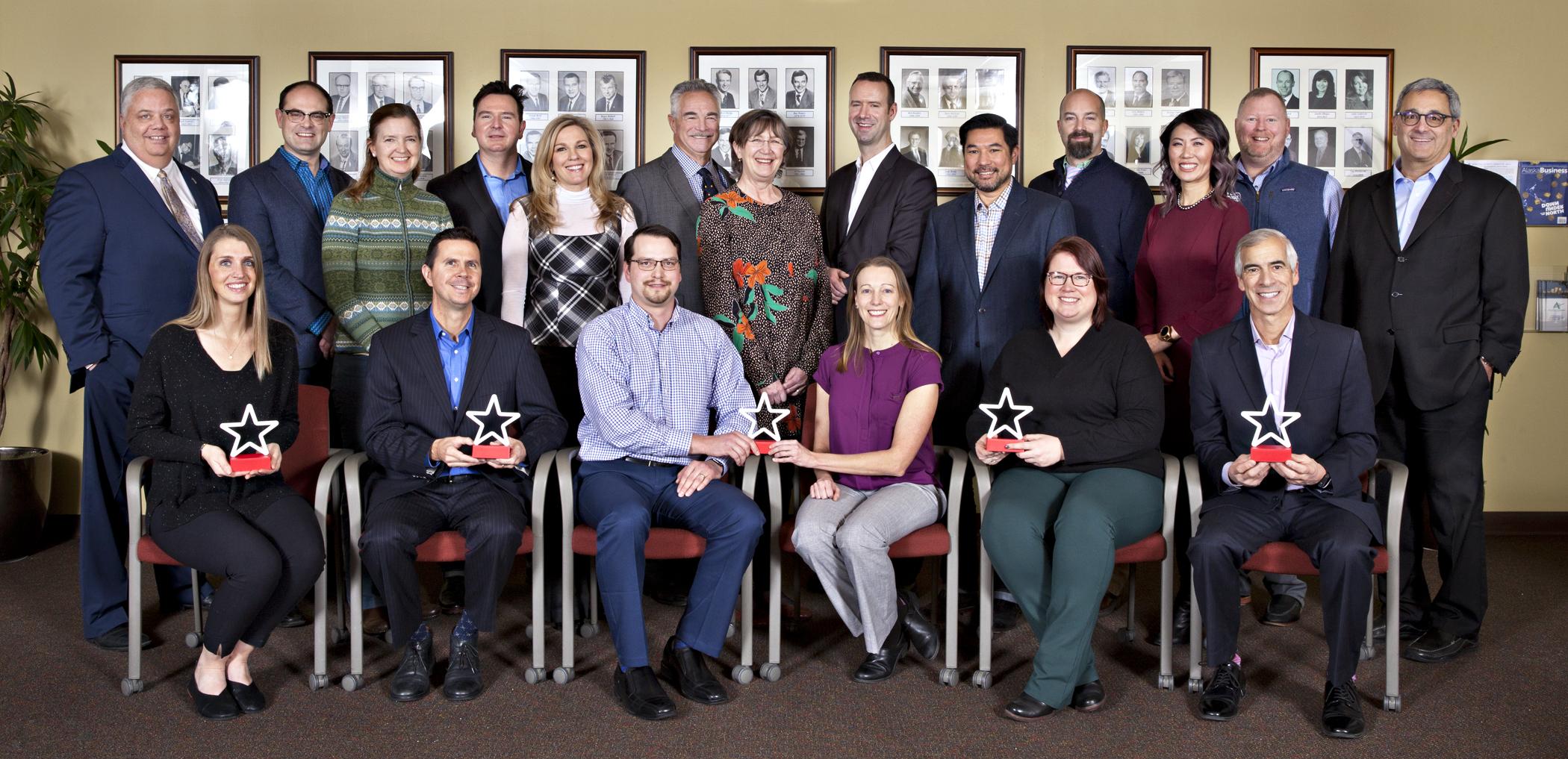 2019 - 2020 ACC Board of Directors