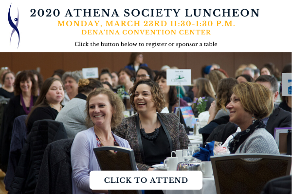 ATHENA Luncheon Attend