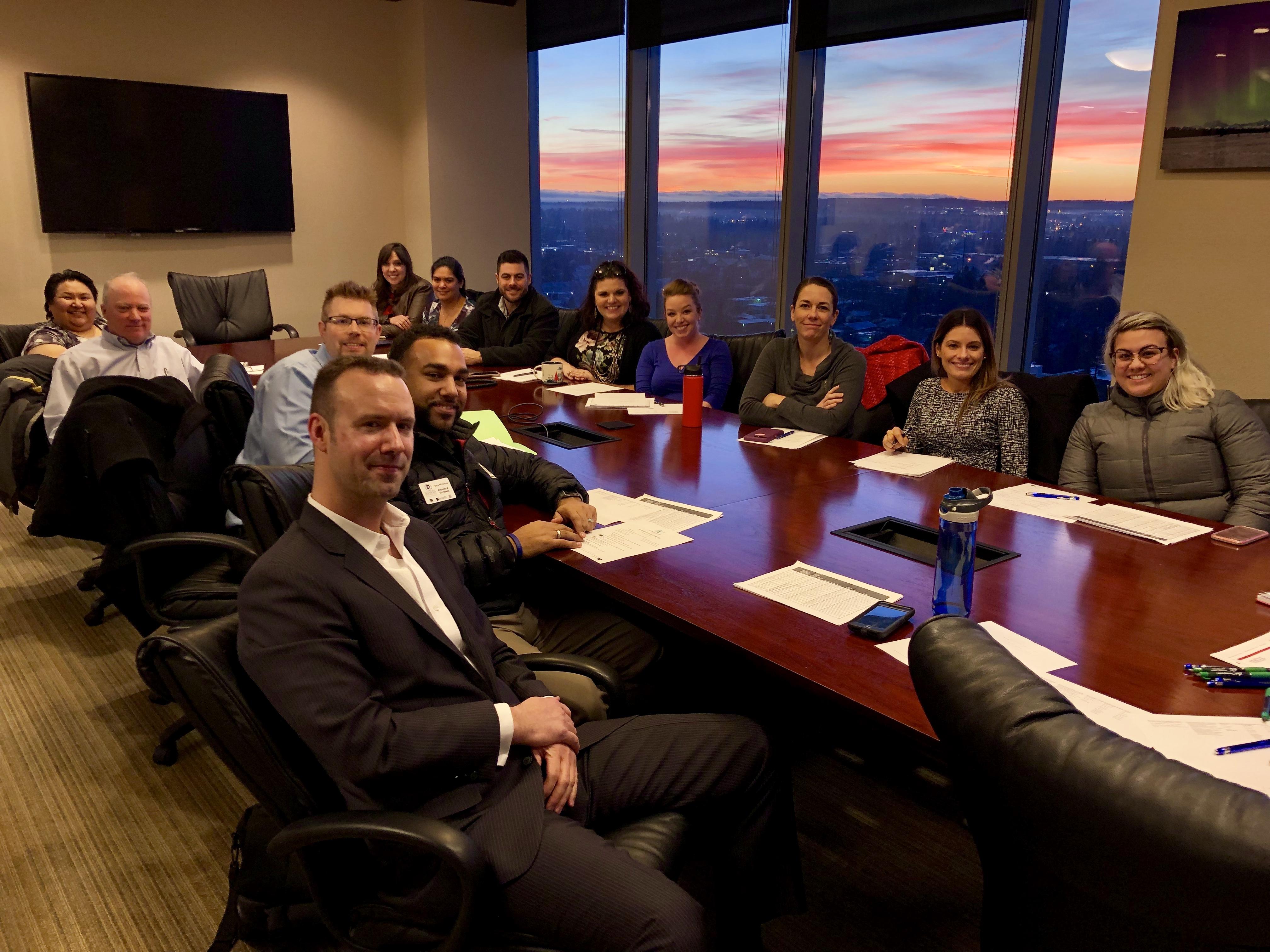 2018 Anchorage Chamber Ambassadors