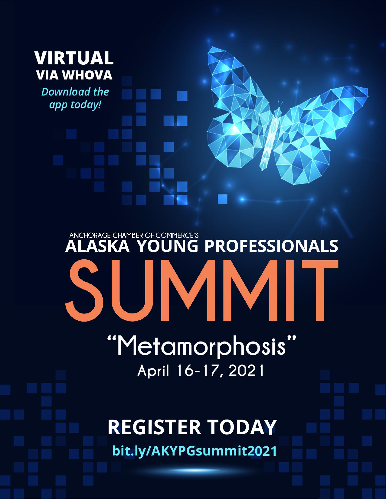 2021 Summit Metamorphosis Flyer