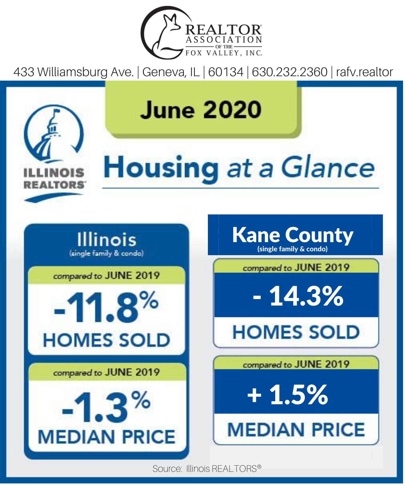 Kane County Stats June 2020