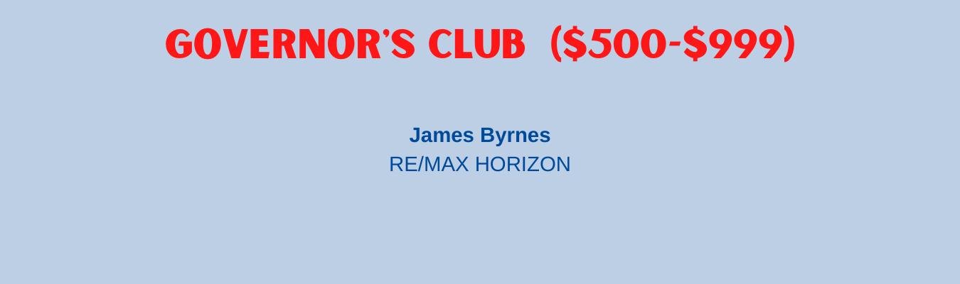 James Byrnes REMAX HORIZON
