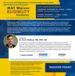 WVU-CMS - MAT Waiver Training