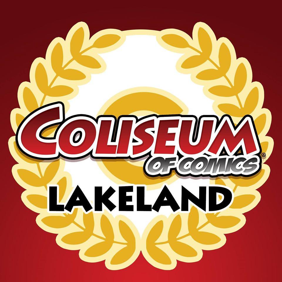 Coliseum Of Comics Lakeland