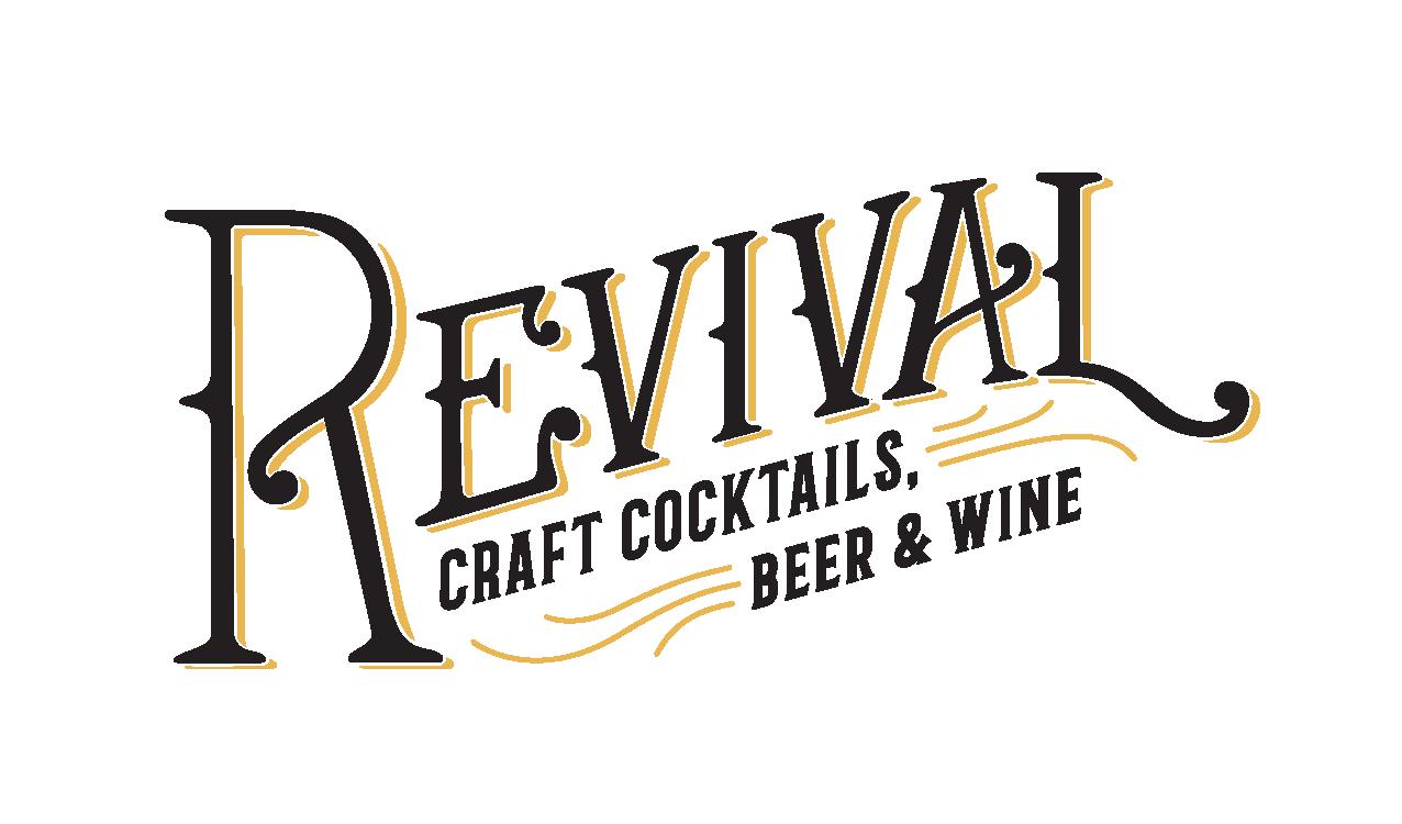 Revival Craft Cocktails, Beer & Wine