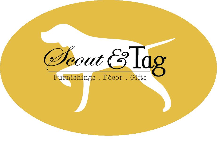 S&T logo black dog