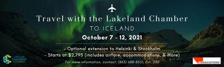 Iceland - Website Slider