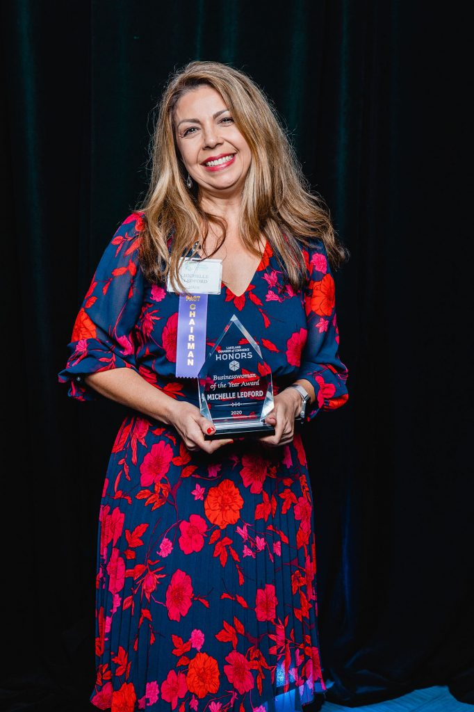 Businesswoman of a Year - Michelle Ledford from MADE Brands