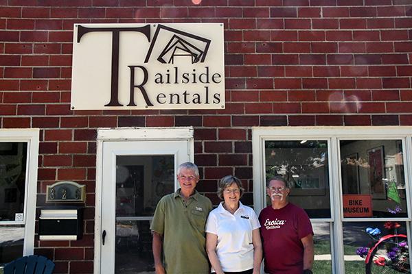 Trailside rentals