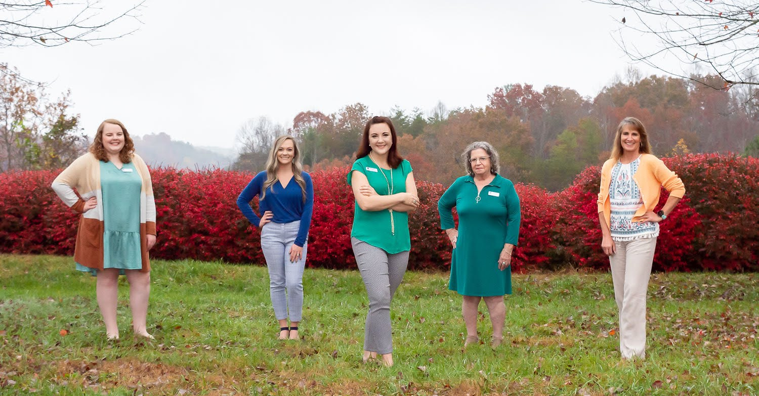 The Staff of McDowell County Chamber of Commerce