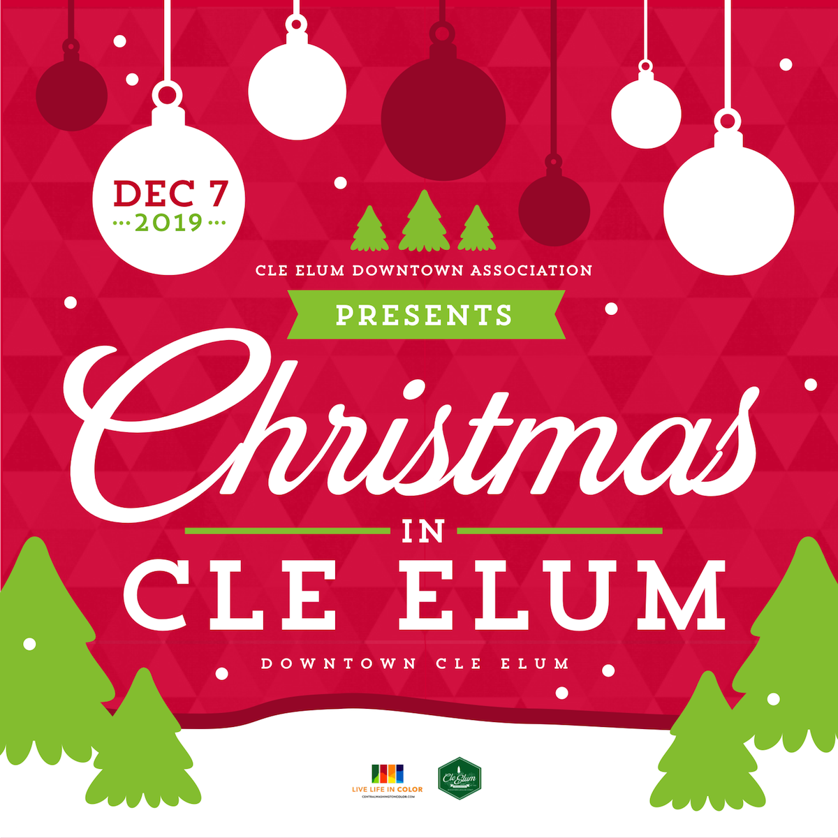 Christmas in Cle Elum Post