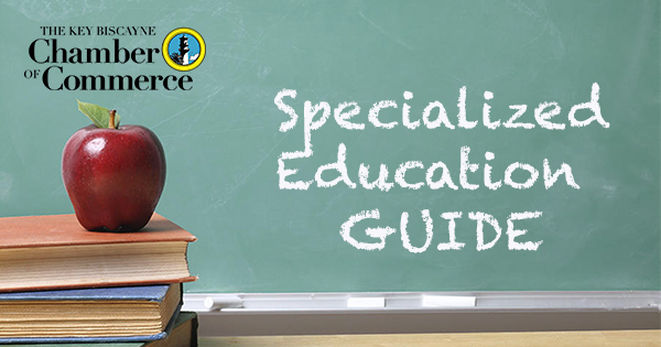 Specialized Education GUIDE banner