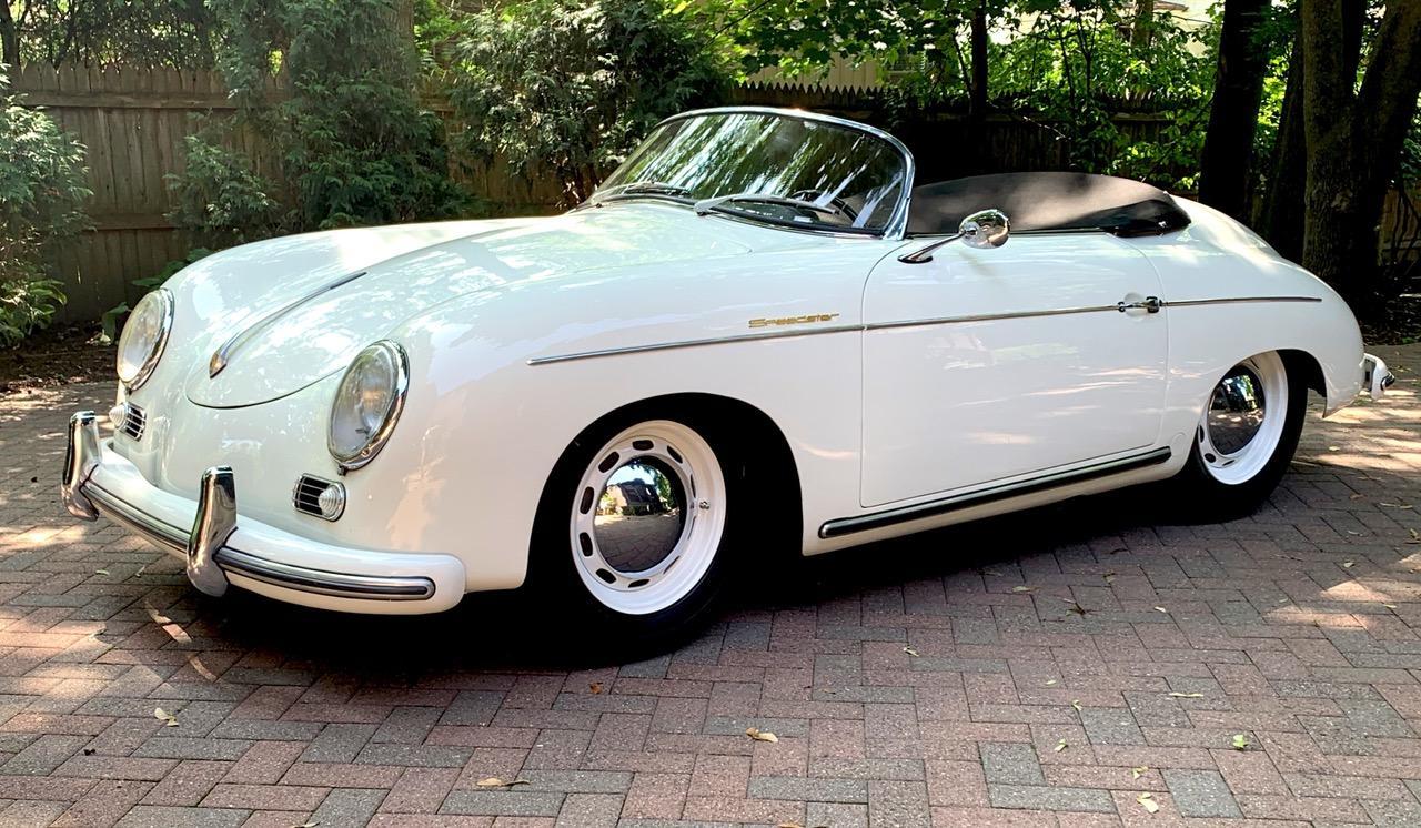 1955 Porsche 356 Speedster (Hansen)