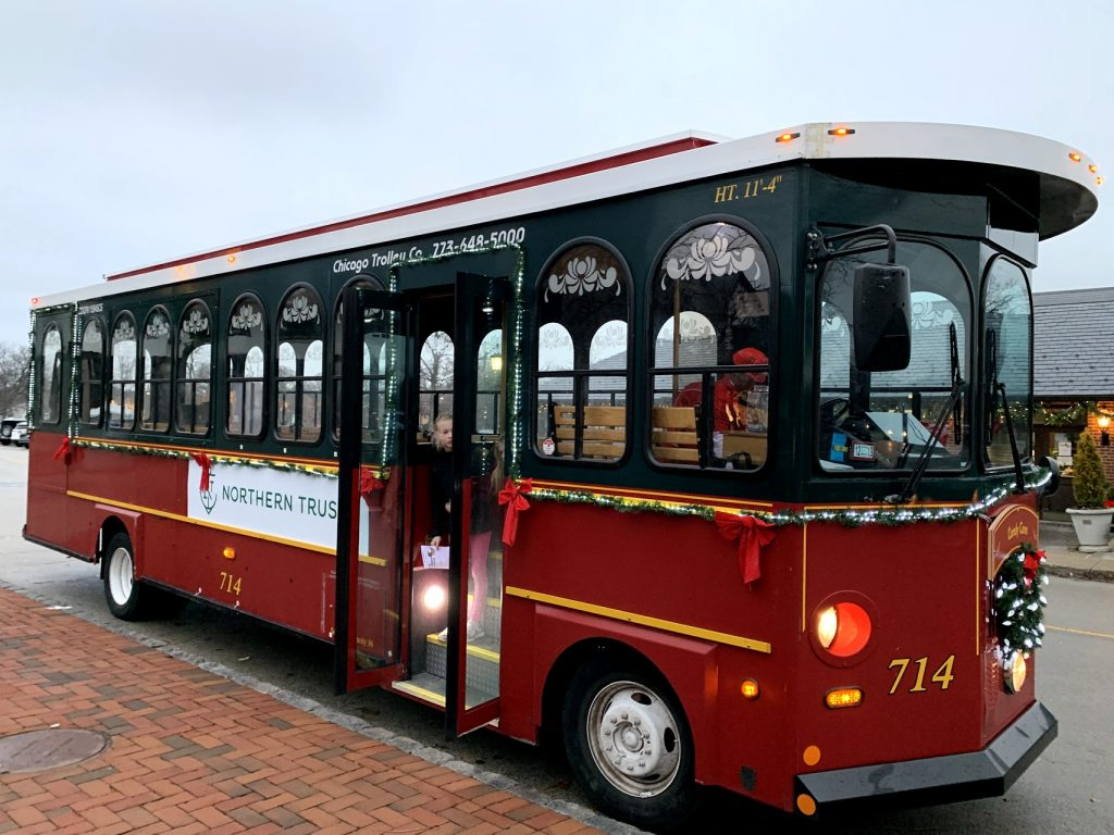 Northern Trust Holly Trolley
