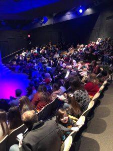 Citadel Theatre Annie crowd
