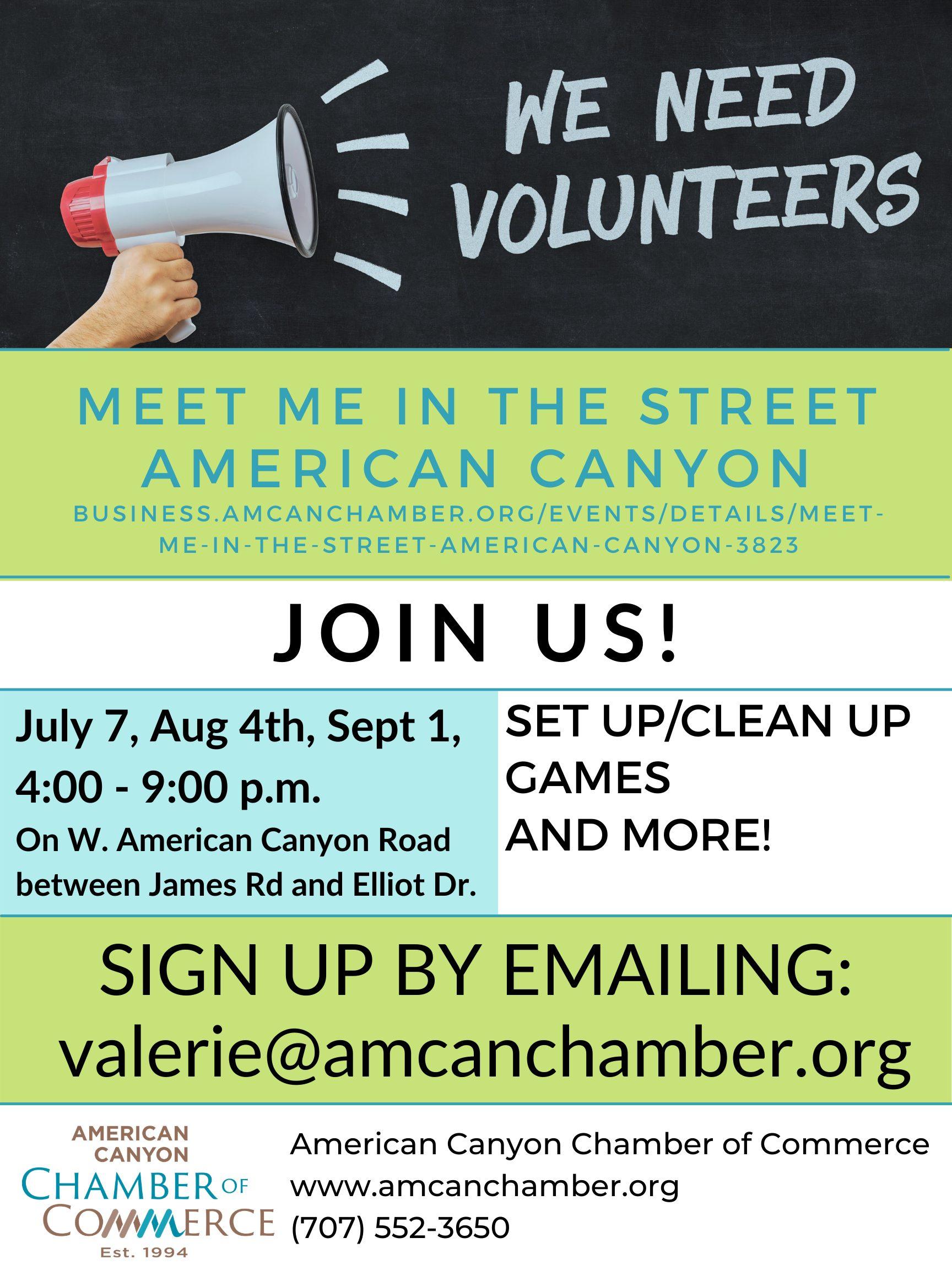 Meet Street Volunteer