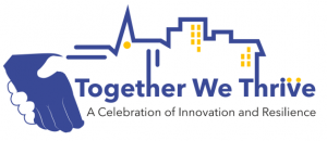 Together We thrive logo
