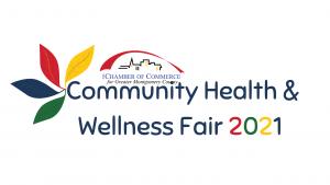 Health fair Wide logo