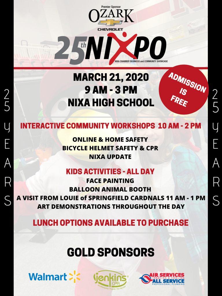 NIXPO 2020 Poster