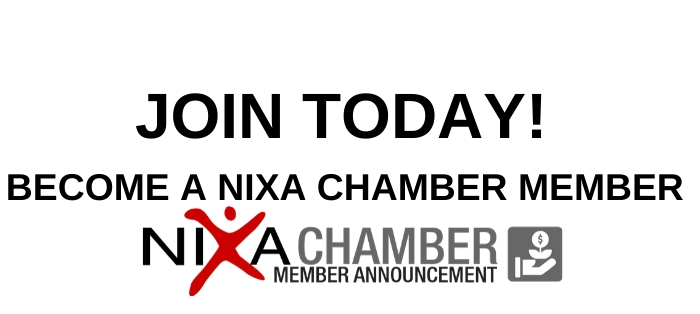 JOIN TODAY! BECOME A NIXA CHAMBER MEMBER