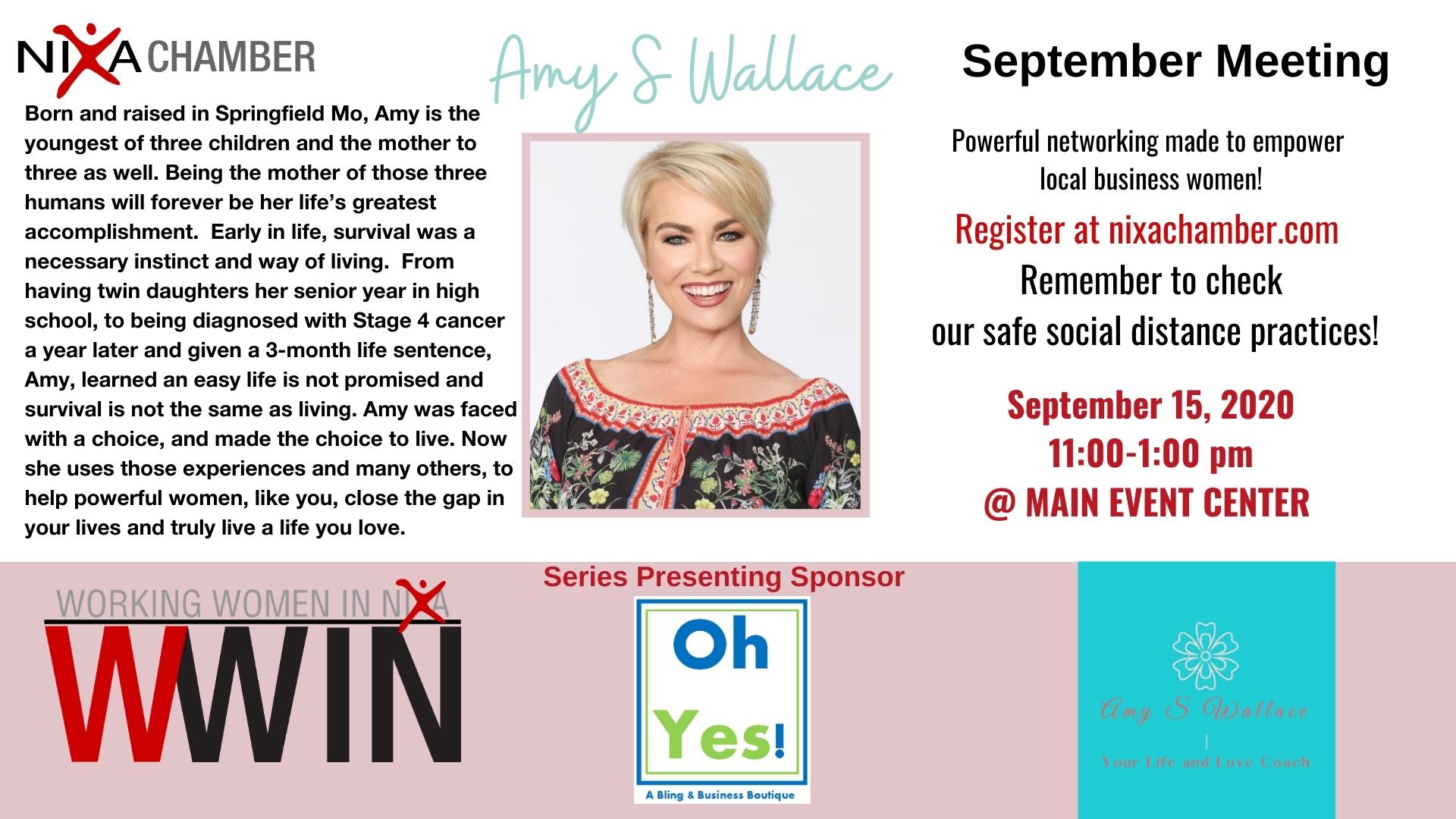 Amy Wallace