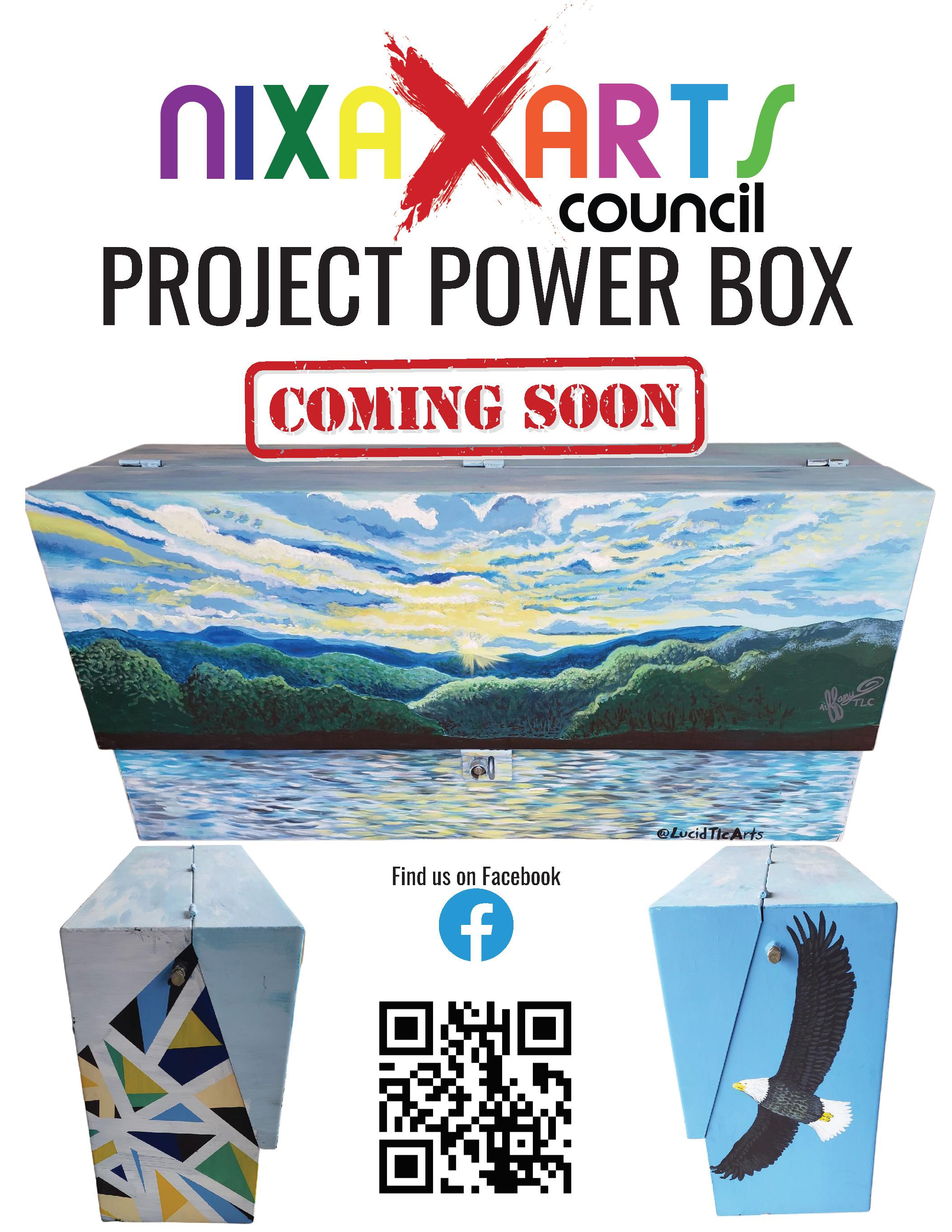NIXA ARTS COUNCIL NIXPO FLYER PPBOX
