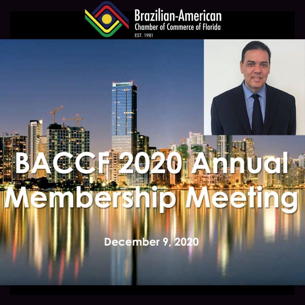 BACCF Elections 2021 embaixador