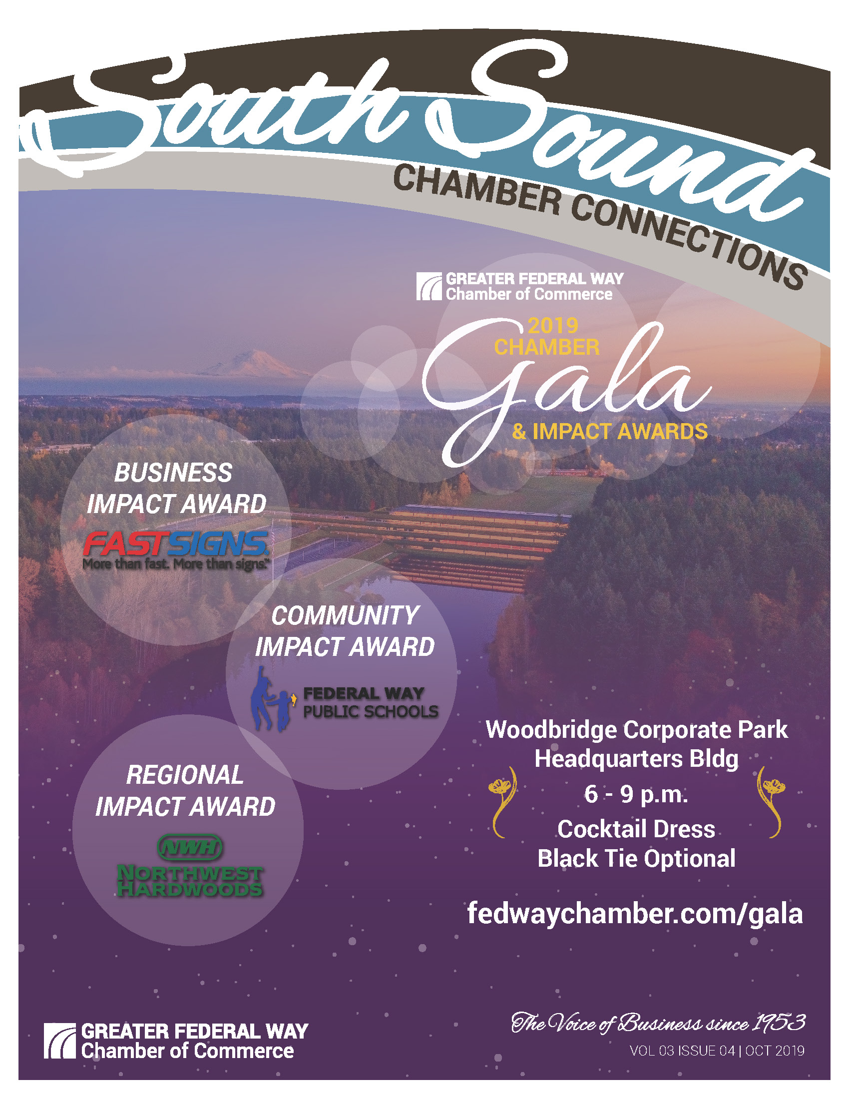 South Sound Chamber Connections - OCT 2019