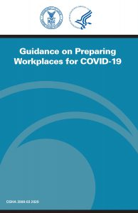 OSHA3990 - Guidance on Preparing Workplaces for COVID-19