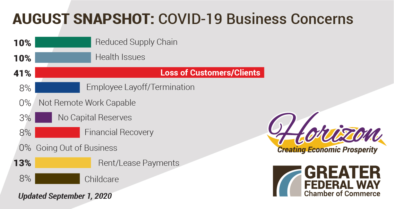 Business Concerns Poll - Aug 2020