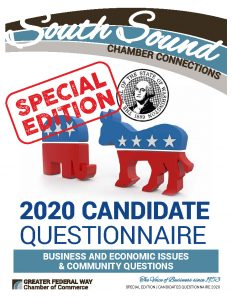 South Sound Chamber Connections - SPECIAL Candidates 2020-cover