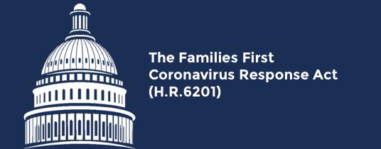 FamiliesFirstCoronaVirusLegislationDarkBlue